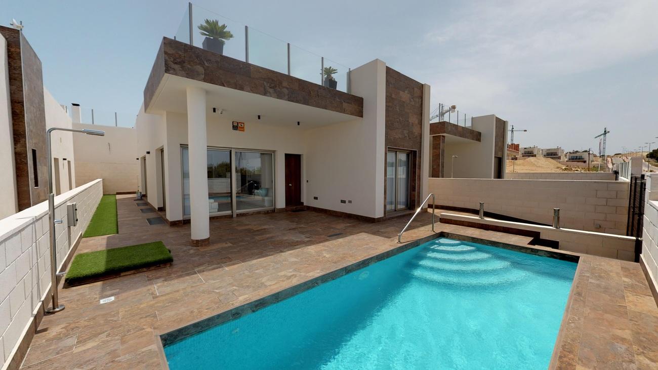 Ref:EAC1000028 Villa For Sale in Villamartin