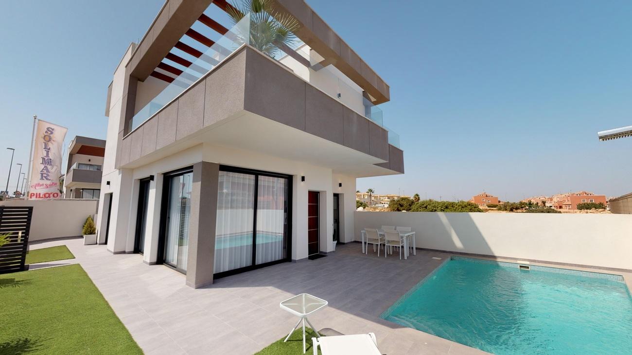 Ref:EAC1000040 Villa For Sale in Los Montesinos