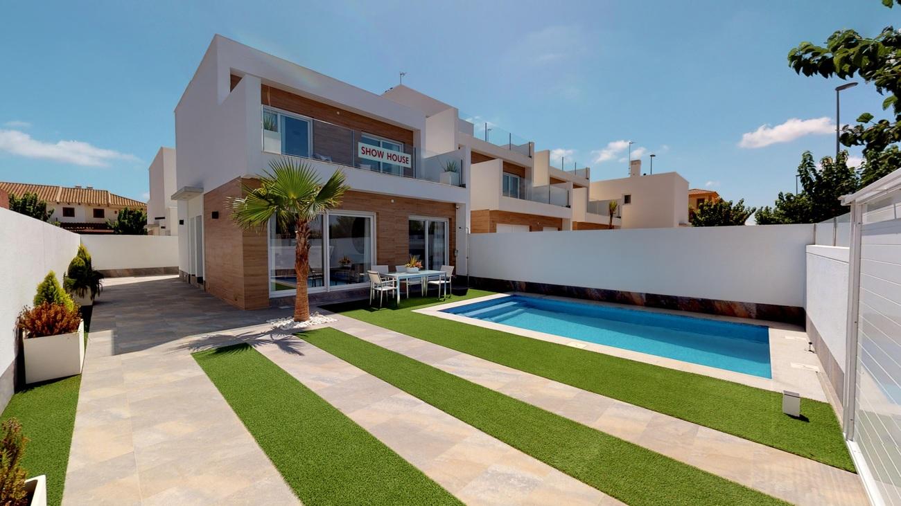 Ref:EAC1000041 Villa For Sale in Pilar de la Horadada